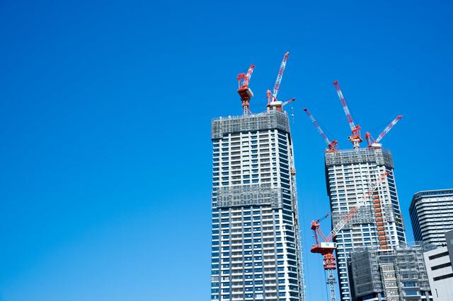 建設業 イメージ